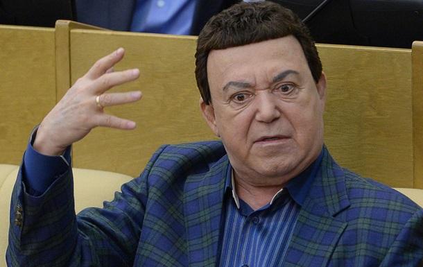 Кобзон вызвал Порошенко на языковую дуэль