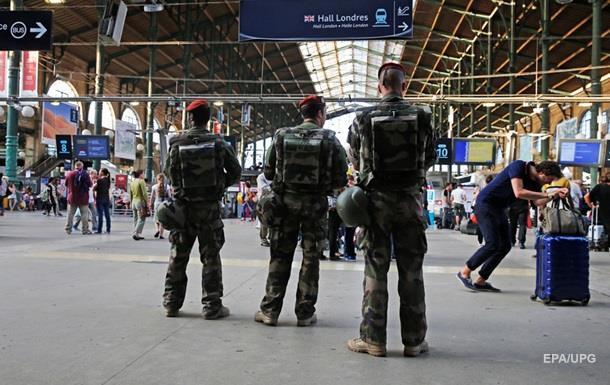 Европа усиливает контроль в поездах