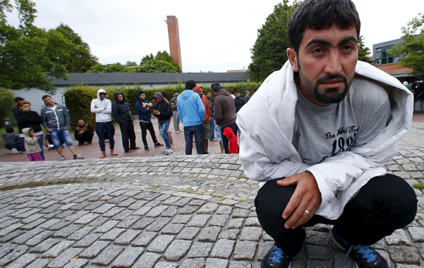 Спецслужбы ФРГ встревожены агрессивностью участников акций против беженцев