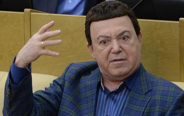 Кобзон хочет посетить Днепропетровск