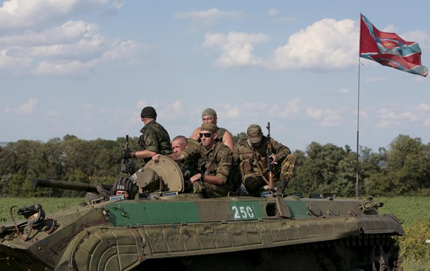 Сепаратисты почти прекратили обстрелы - штаб АТО