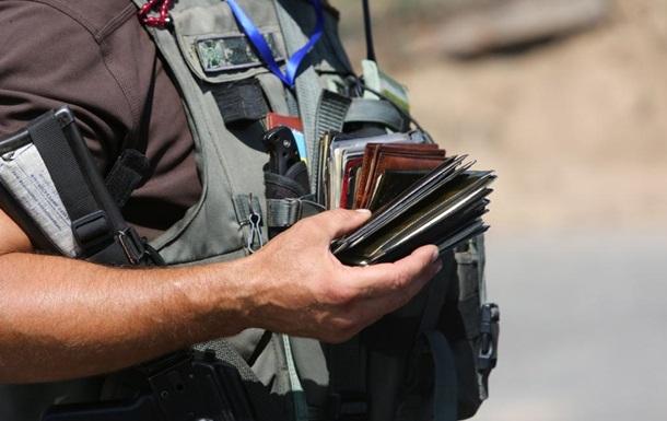 Пограничников премируют за отказ от взяток