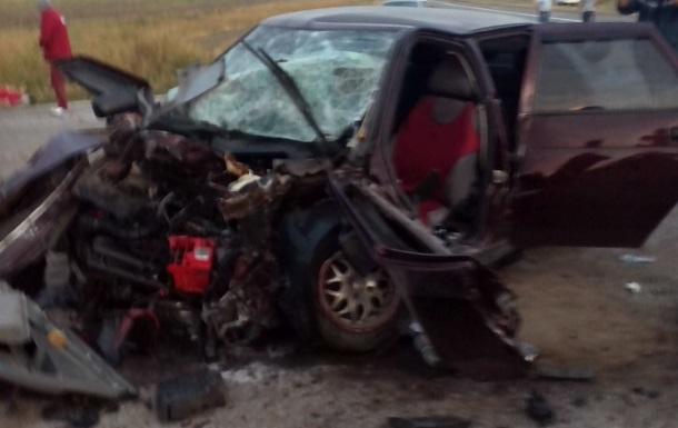 Увеличилось число жертв ДТП с участием военного тягача в Донецкой области