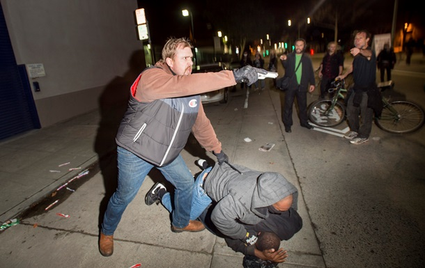 Города США захлестнула волна преступности