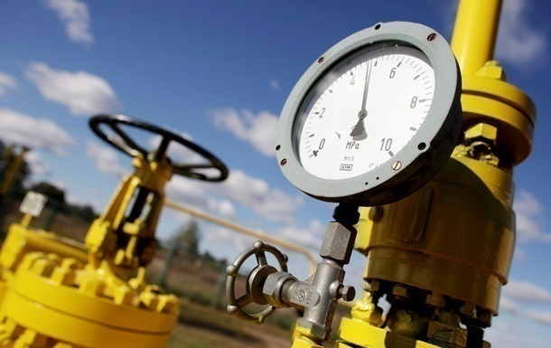 Украина увеличила импорт газа в августе на 72%