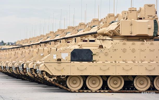 США возобновят эксплуатацию военной базы в немецком Мангейме