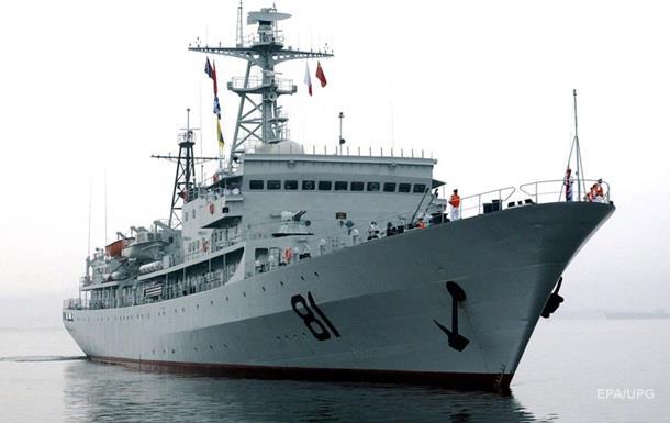 К берегам Аляски подошли пять боевых китайских кораблей - СМИ