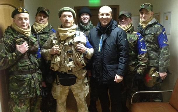 7-й канал г.Одессы продолжает попытки дискредитации Самообороны Одессы!