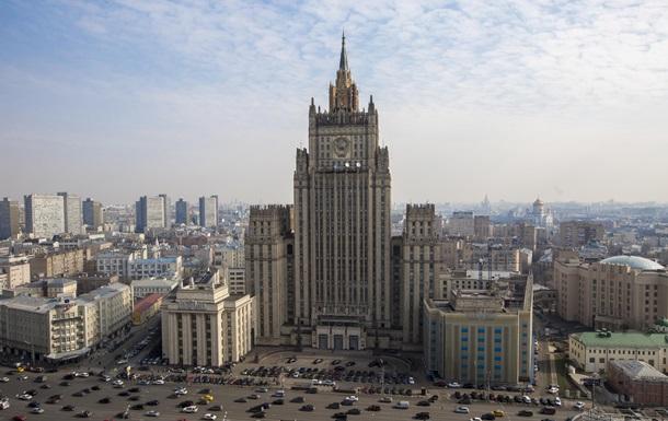В Москве ответили на антироссийскую военную доктрину Украины