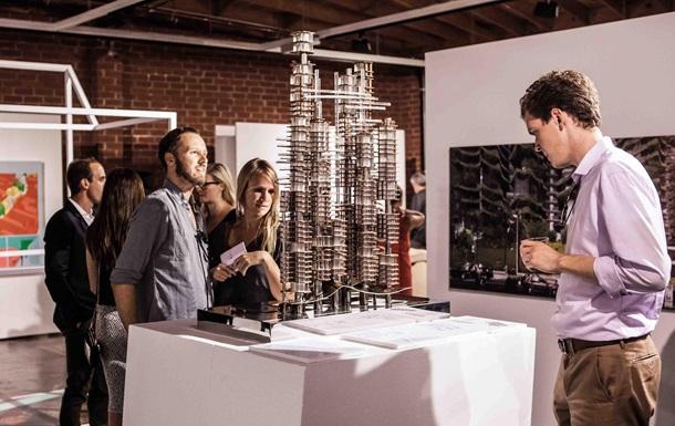 Архитекторы показали футуристические небоскребы с вертикальными садами