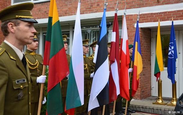 В Вильнюсе начал действовать штаб НАТО