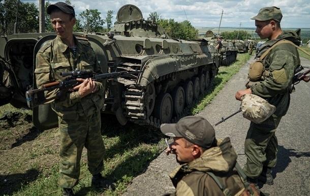 Сутки в АТО: хаотические обстрелы на Донецком направлении