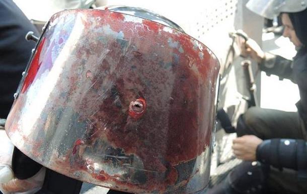 Взрыв Единой Украины