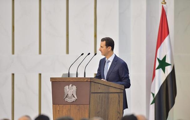 Путин: Асад готов поделиться властью