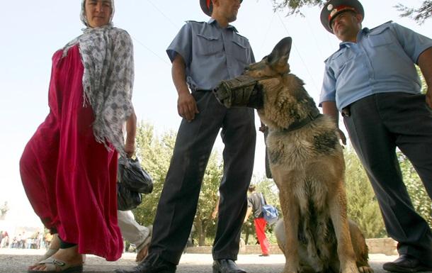 В Таджикистане совершена атака на отдел МВД: восемь погибших