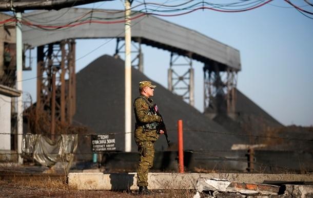 Поставщика угля из зоны АТО обвиняют в финансировании терроризма