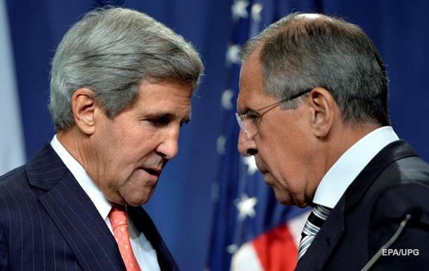 Керри обсудил с Лавровым российских военных в Сирии