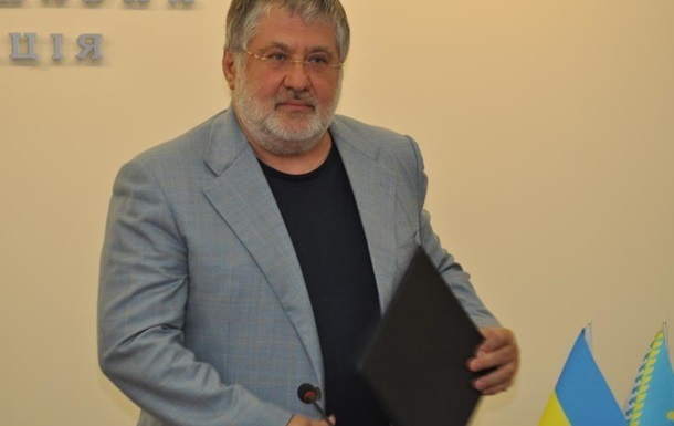 Коломойский сравнил Саакашвили с  собакой без намордника