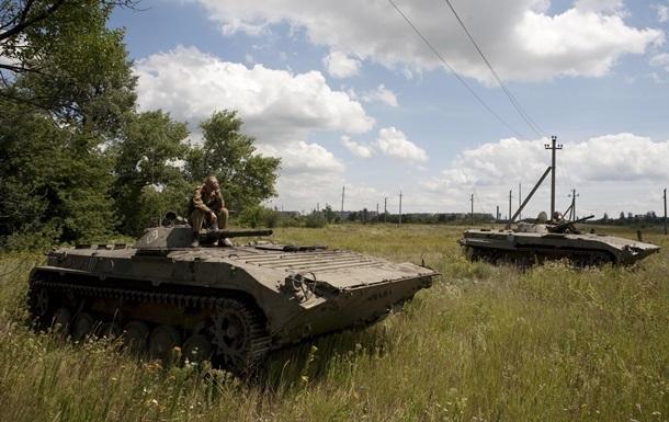 Сутки в Донбассе прошли относительно спокойно