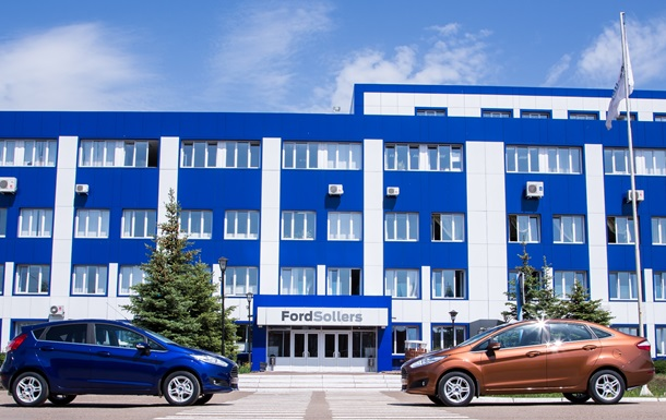 Ford отрапортовал о росте продаж в России на 17%