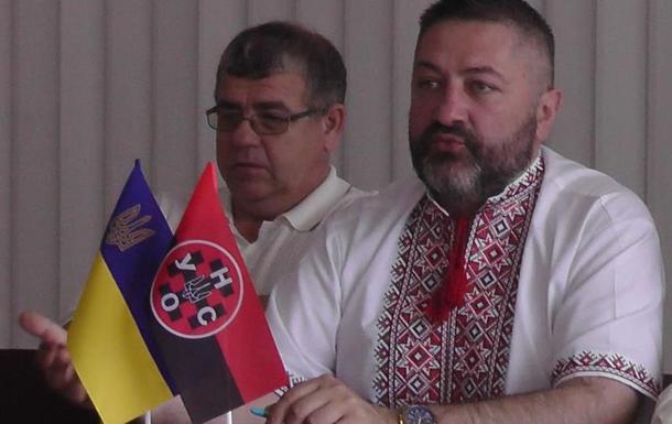 Чумак йде на вибори Вінницького міського голови.