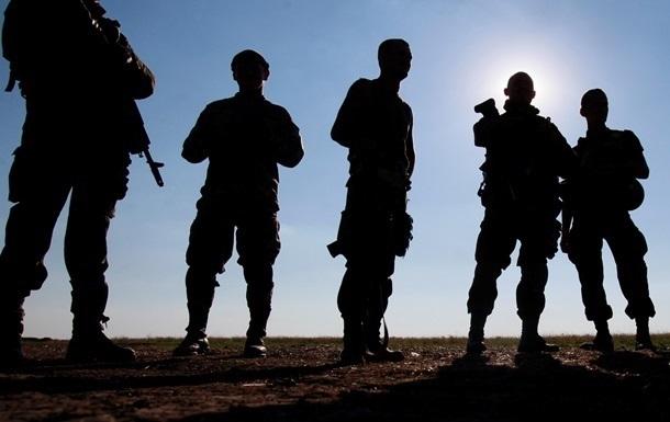 Украинских десантников подозревают в подготовке диверсии