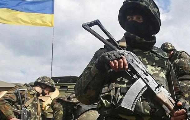 Имидж украинского солдата