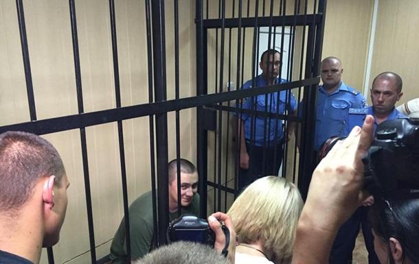 Суд арестовал на два месяца лидера одесского Правого сектора