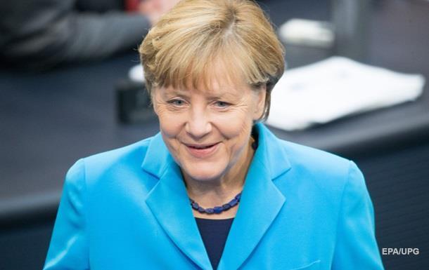 Меркель воодушевлена сотрудничеством с Москвой