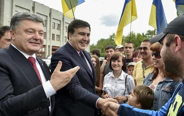 Саакашвили — «пугалка» для коалиции