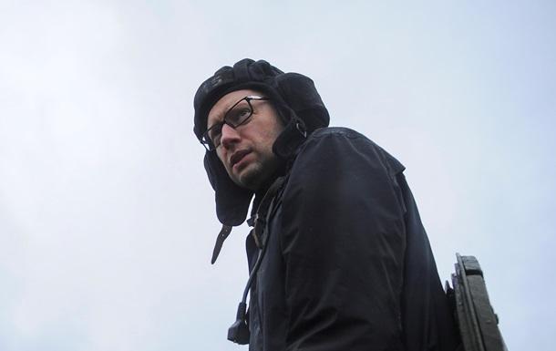 Яценюк прокоментував заяву про свою участь учеченській війні