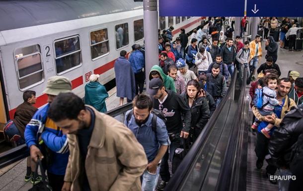 Движение поездов между Данией и Германией приостановлено