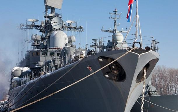 В России подняли по тревоге Балтийский флот