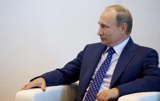 У Путина опровергли данные СМИ о встрече с Папой Римским