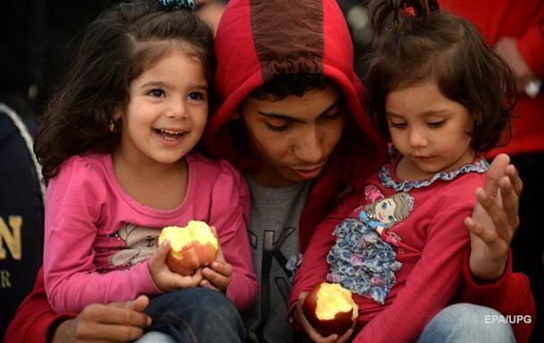 ЕС даст более 17 миллионов евро на сирийских беженцев в Турции