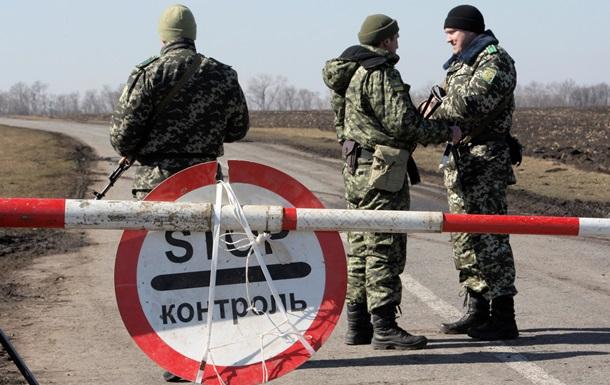 На Перекопе задержан еще один украинский военный