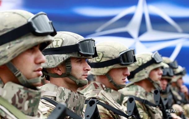 НАТО не будет отправлять свои войска в Украину