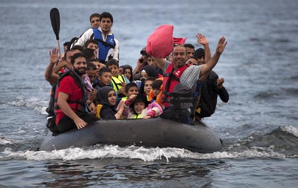 Европа впустила почти полмиллиона мигрантов