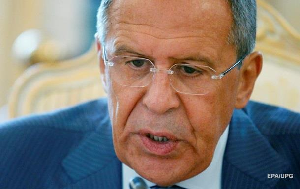 Лавров рассказал о военных учениях России у берегов Сирии