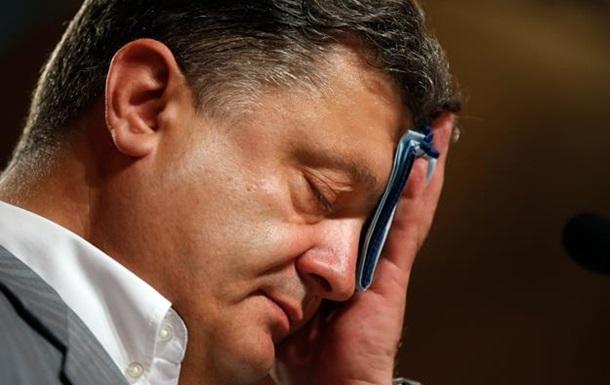 У Украины нет армии  и  другие фэйлы уходящей недели