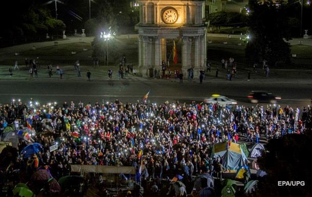 Протесты в Молдове: власти уступать не намерены