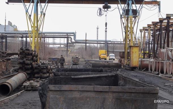Поставки угля из зоны АТО снова остановились