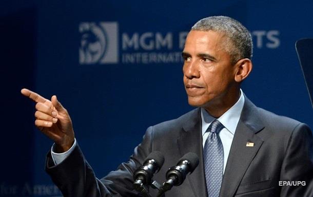 Обама: Российская поддержка Асада обречена на провал