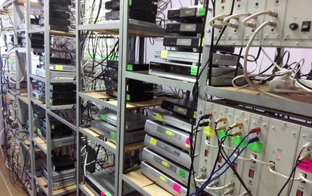 В Харьковской области прекратили трансляцию запрещенных телепрограмм РФ