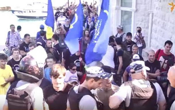 Итоги 12 сентября: Автомайдан не попал к Кивалову,в Донецке прозвучал взрыв