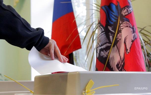В России сегодня проходят местные выборы