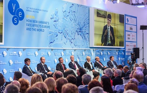 Участники саммита YES спрогнозировали дату завершения войны в Донбассе