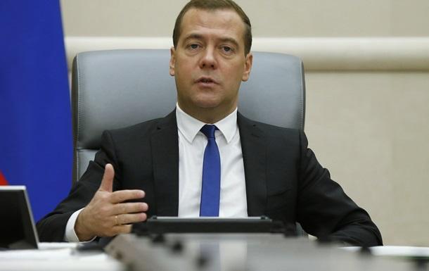 Медведев увидел в результатах голосования на выборах поддержку курса Путина