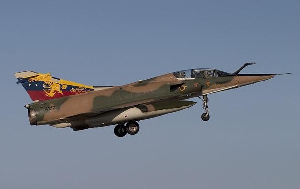 Венесуэльские ВВС вторглись в воздушное пространство Колумбии