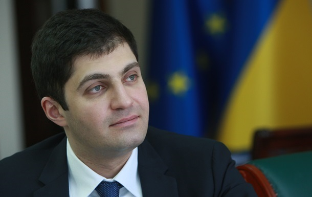 Сакварелидзе возглавит прокуратуру Одесской области - СМИ